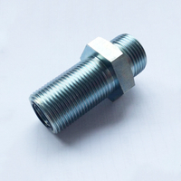 6E METRIC MALE O-RING BULKHEAD hydraulic Bulkhead Fittings