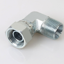 2B9 90°BSP MALE 60°SEAT/ BSP FEMALE 60°CONE industrial pipe fittings