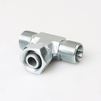 BC METRIC FEMALE 24°/METRIC MALE 24°Light Type steel pipe fitting seller factory