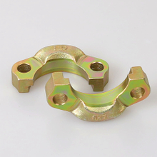 FL Light-Series SAE SPLIT FLANGE CLAMPS 3000 PSI ISO 6162---SAE J518 hose clamps