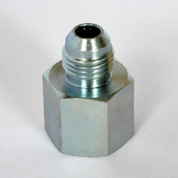 2406 Tube End Reducer 2406 Assembles to 37° JIC Flare end to reduce size SAE070123 cejn fittings